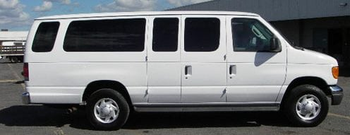 belize shuttle van