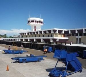 Clearing Immigration and Customs at Belize Intl Airport