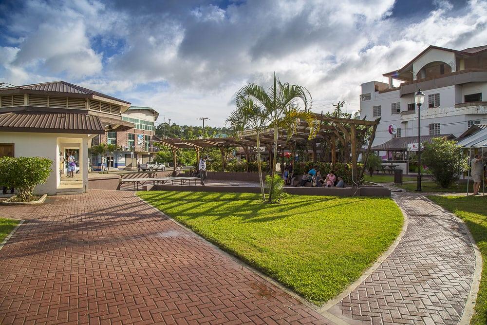 San Ignacio Welcome Center