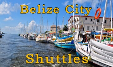 belize city shuttles