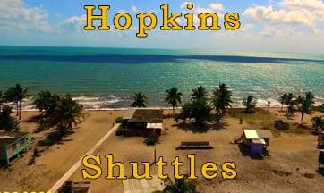 hopkins shuttles