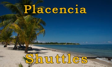 Getting to Placencia