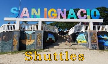 san ignacio shuttles