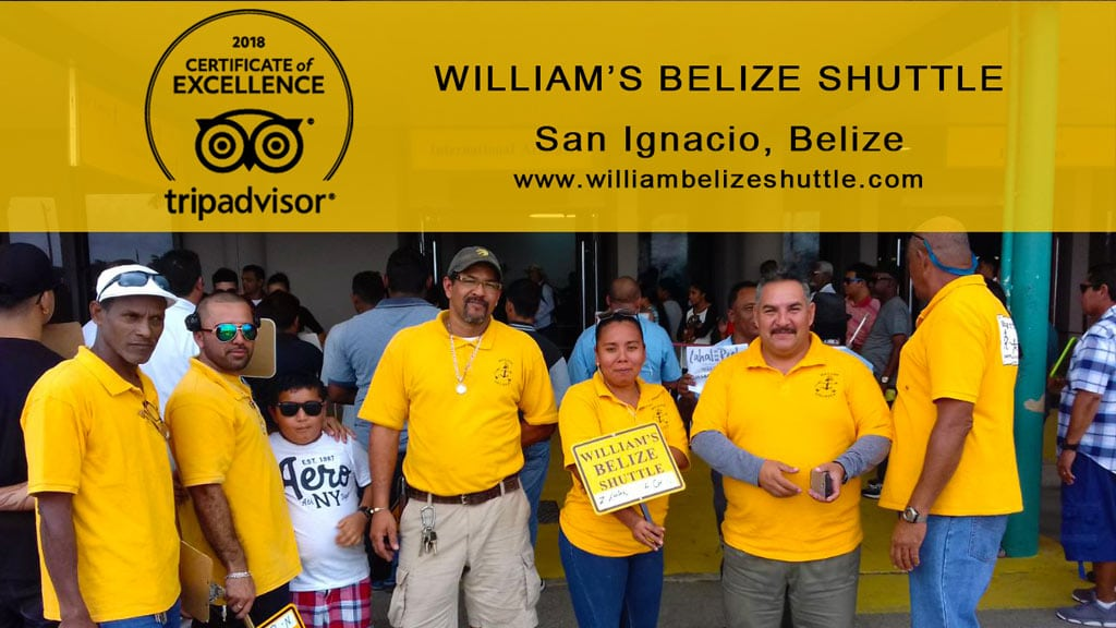 belize shuttle reviews