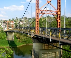 Hawksworth bridge san Ignacio