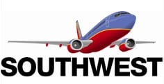 south west Airlines Airport ground transfer