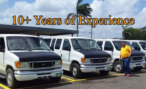 Belize Most Recommended Shuttle