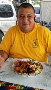 Belize Shuttle Driver Marco