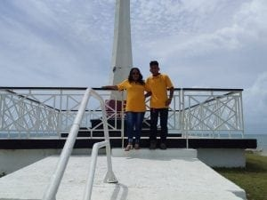Byron Bliss Lighthouse Belize City