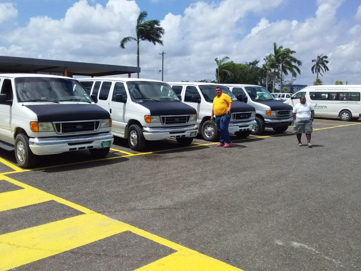 Belize Airport Shuttle