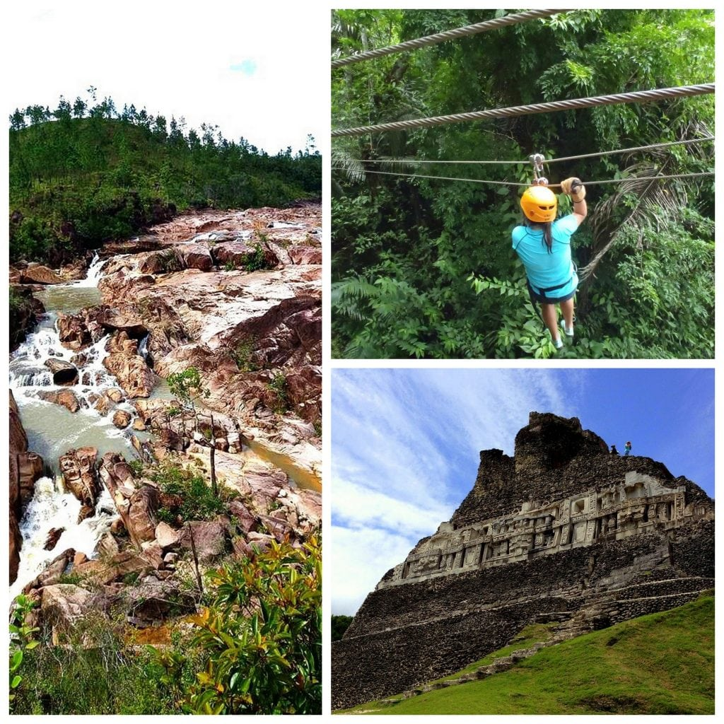 inland activities as you plan a trip to Belize