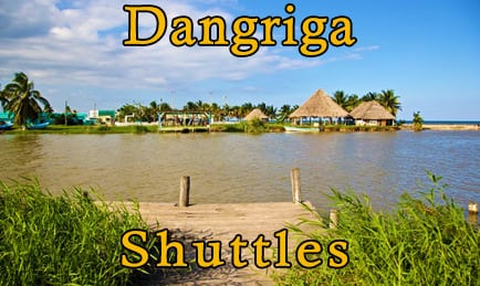 dangriga shuttle