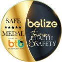belize safety corridor - Gold standard seal